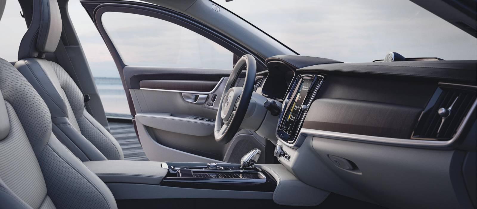 Interiér Volvo S90