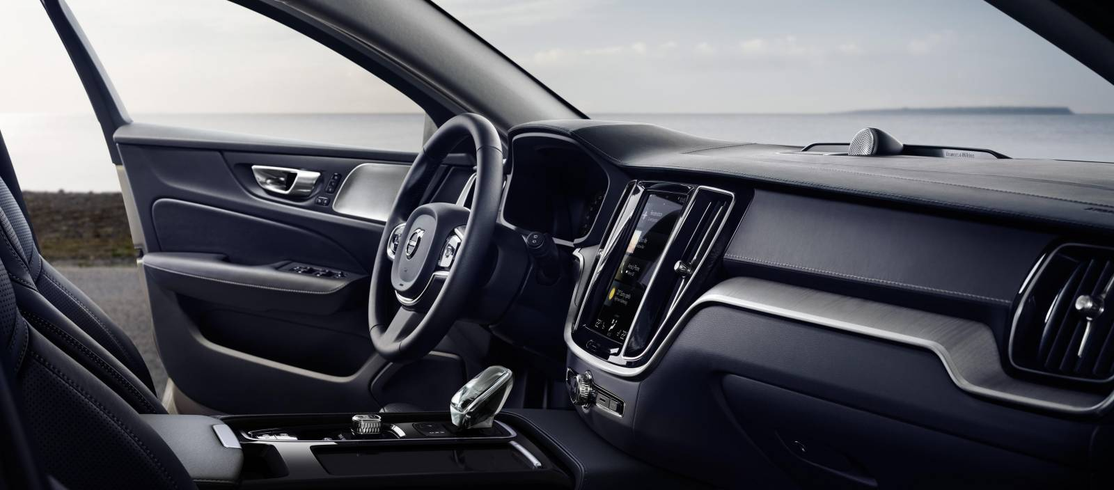 Interiér nové Volvo V60