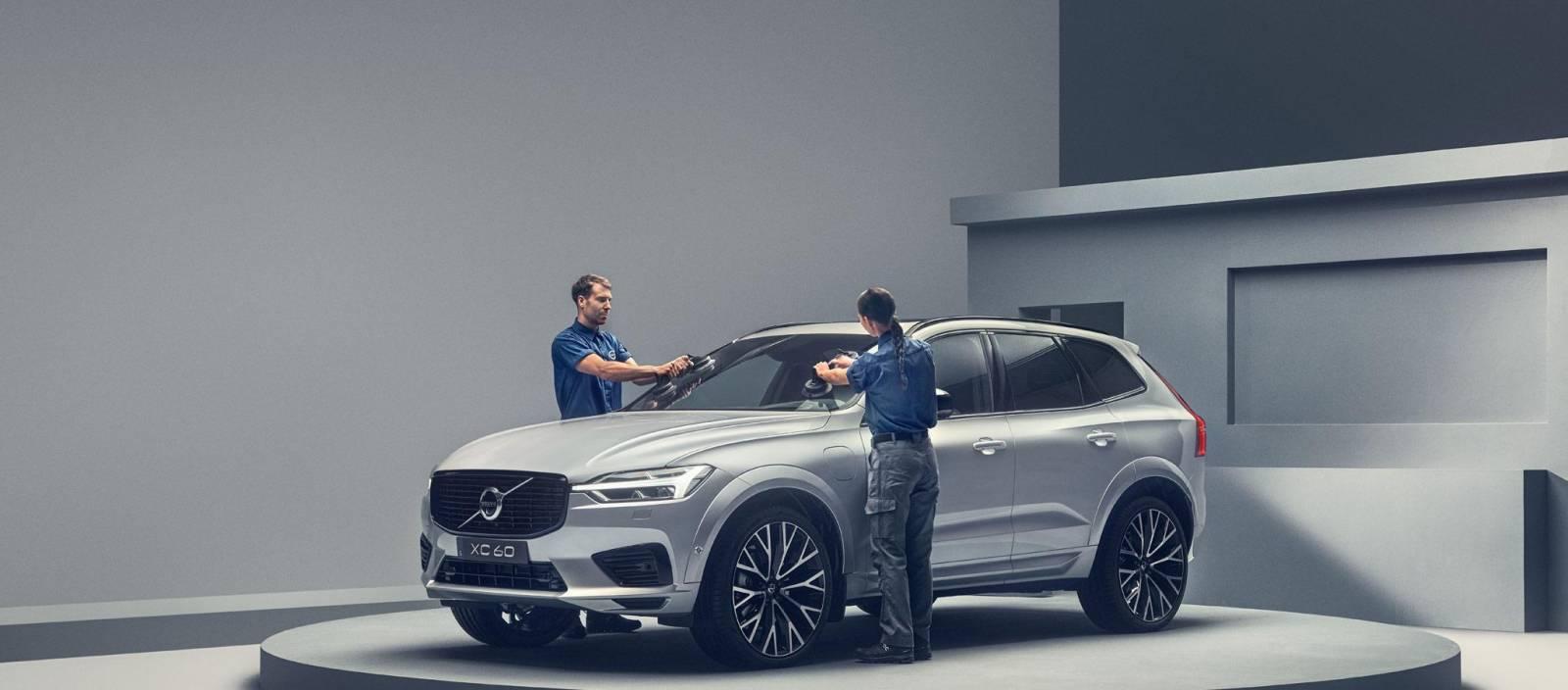 Náš tým Volvo
