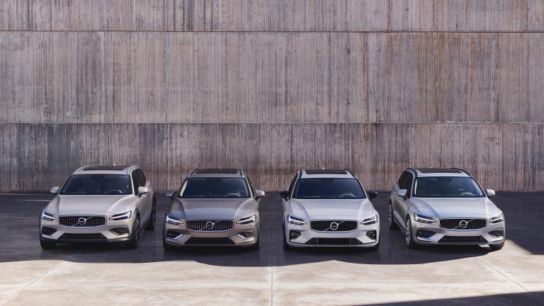 Testovací jízda vozu Volvo